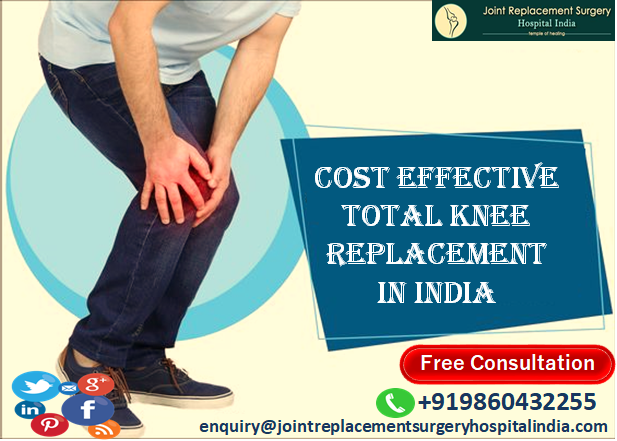 Keep Enjoying Life's Moments with Knee Replacement Surgery in India