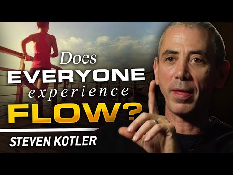 CAN EVERYONE EXPERIENCE FLOW? - Steven Kotler | London Real