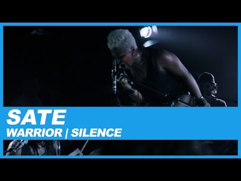SATE | Warrior and Silence | Live in Studio