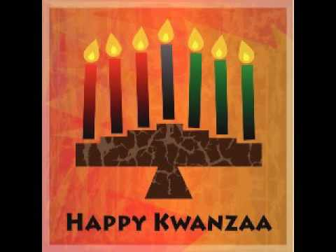 Lets Get Together for Kwanzaa 2016