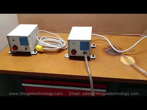 Part. 1 of 2 Electronic HHO Gas Flashback Arrestor Automatic Gas Shutoff Commercial Grade 10-18-2017