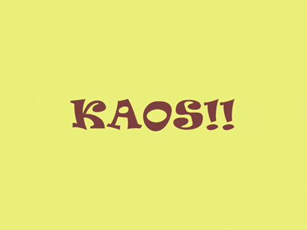 kaos- kong to tree branch(es)