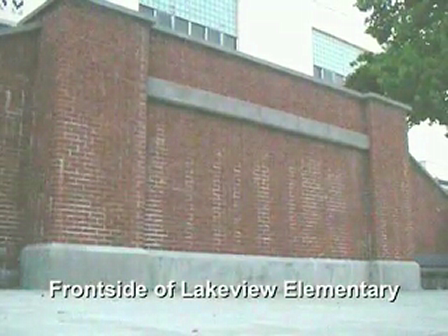 lakeview wall
