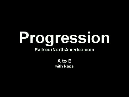 Progression Episode 4 - A to B