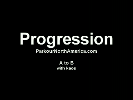 Progression Episode 4 - A to B