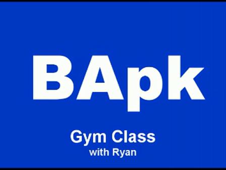 Parkour Gym Class