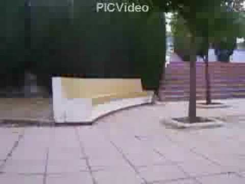 11 Years old,Girl Parkour.