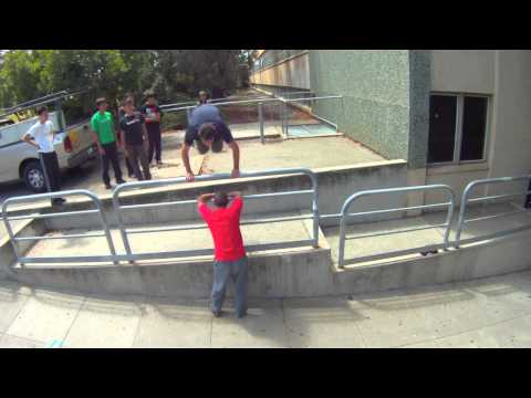 ...this is PARKOUR
