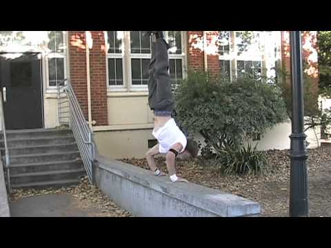 Can You Imagine - Parkour and Freerunning