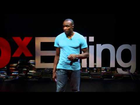 Our relationship with fear: Sebastien Foucan at TEDxEaling
