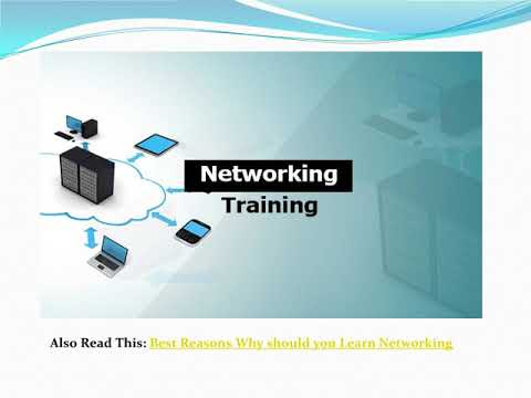 Networking Online Certification Course