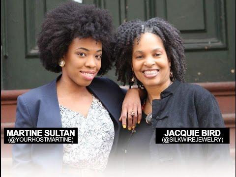 iBRSTV Presents: Jacquie Bird's SilkWire Jewelry