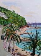 Croatia Bratus Beach IMG_20190715_193218