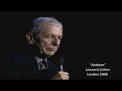 Leonard Cohen - Anthem, London 2008