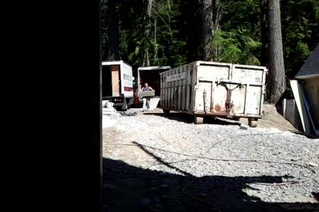 Masonry Precast delivery