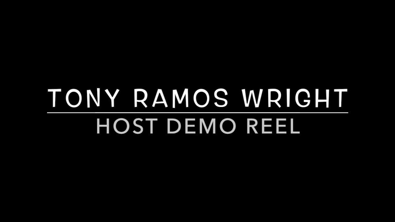 Tony Ramos Wright Host Demo