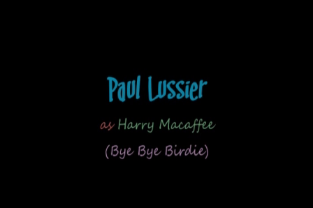 Paul Lussier-Comedic Monologue