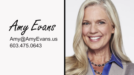 Amy Evans Demo Reel