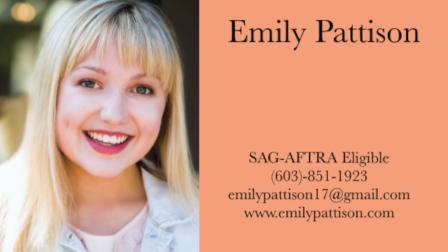 Emily Pattison Comedy Central Clip (Clean Version)