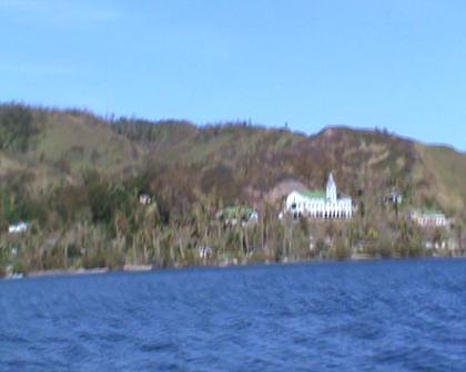 First glimpse of Buakonikai Rabi Island devasated Cyclone Tomas