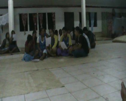 Tabwewa-Youth-Church-Choir-Practice