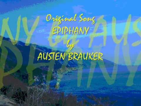 HWY 1 California Coast with original music track EPIPHANY (2001) by Austen Brauker