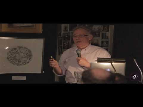 Graham Hancock at the National Arts Club: Exploring Consciousness