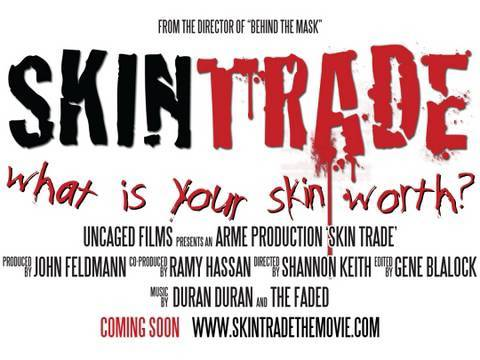 Skin Trade Theatrical Trailer