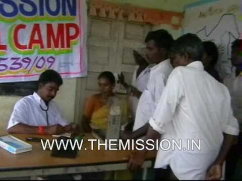 The Mission Medical camp