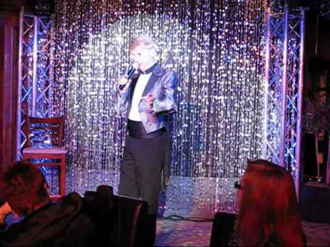 Fleet Easton sings 'Nessun Dorma' at Azul in Palm Springs
