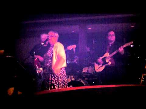 'TIMBER' EVA CAPPELLI & THE WATERSHOPS BAND, ICEPACK, DRUMS