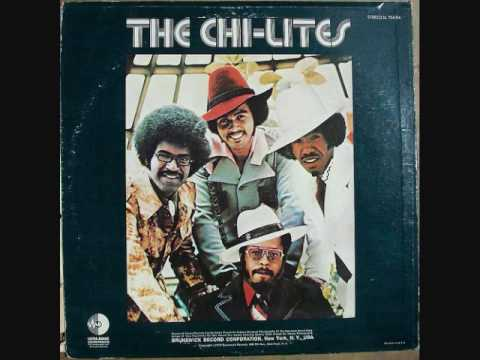 """The Chi-lites RIP FRANK REED """"Have you seen her"""""""