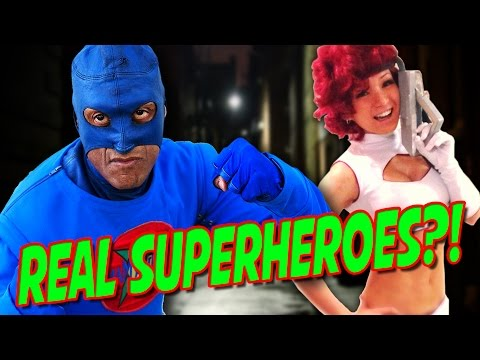 Real-Life Superheroes' Dirty Little Secrets!