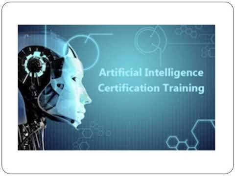 Best Artificial Intelligence Training Course To Find Your Career Goals