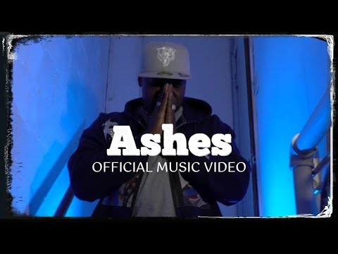 "Christian Rap | J-RO - ""Ashes"" feat. BlackMagictudadirt (Official Music Video)[Christian Hip Hop]"