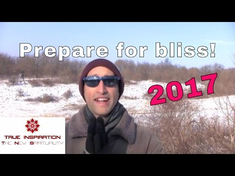 "Bliss for everybody in 2017!!! (my ""from pain to bliss"" story)"