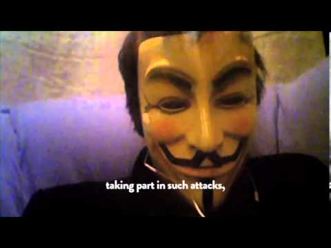 We Are Legion - Anonymous Documentario legendado português