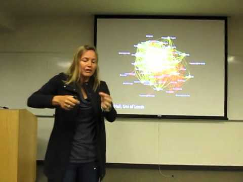 "Margot Gerritsen on ""Linear Algebra - the incredible beauty of math"""