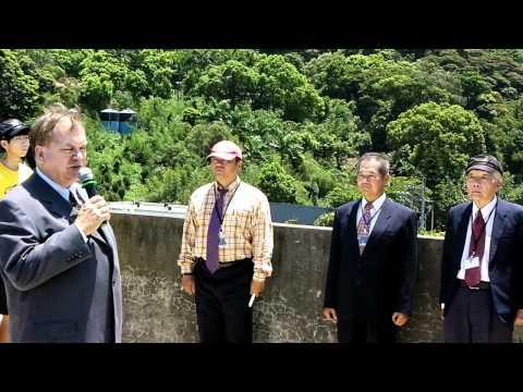 Raising The American Flag over Taiwan July 23, 2011 Taoyuan, Taiwan-02