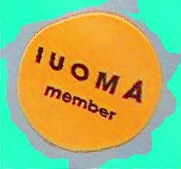 IUOMA Sticker