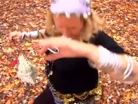 ABAD GYPSY KALI - A Random Buskerfilm by Betty Esperanza © 2010