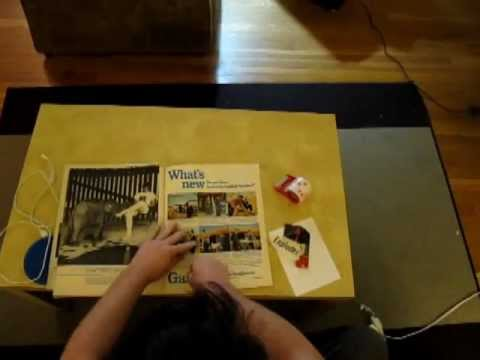 Mail Art Video - Collection and Method
