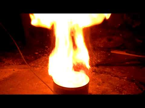 Dust Explosions: Custard Powder