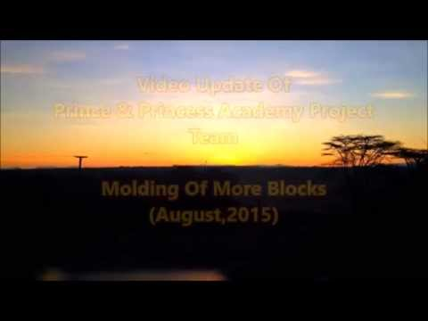 Molding of Blocks (August,2105)