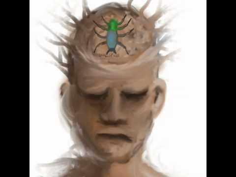 Tankespindet - medicin kan spinde et net om dine tanker, så de ikke løber løbsk, men ...
