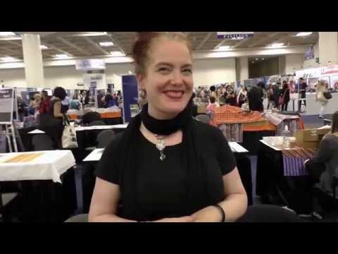 Jennie Hinchcliff - ALA 2015 - Artist Interview