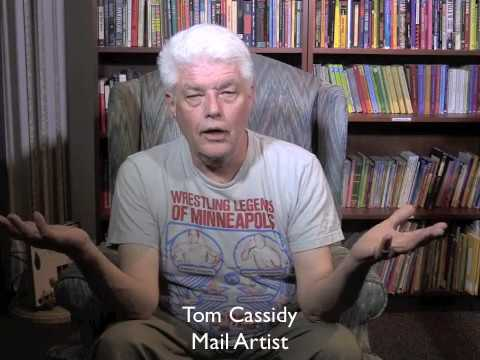 Tom Cassidy - Mail-Artists