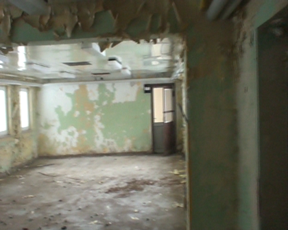 abandoned Camp Gates [messhall part 2]