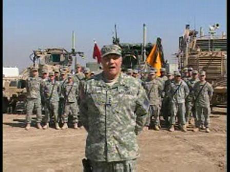 General Dick Cody