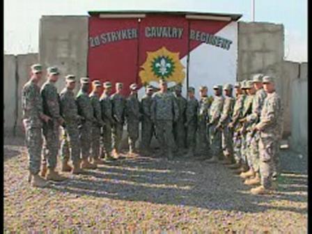 74th RCSM Martinez